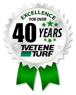 Tvetene Turf for over 40 years in Billings